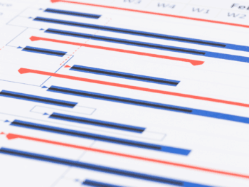 Project Scheduling Gantt Chart