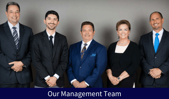 Our Management Team